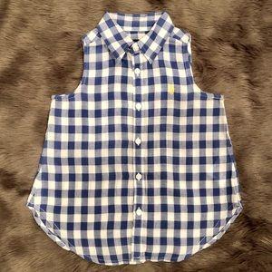 NEW POLO Ralph Lauren Girls Size 2/2T Shirt Top